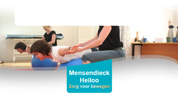 Mensendieck bekkentherapie